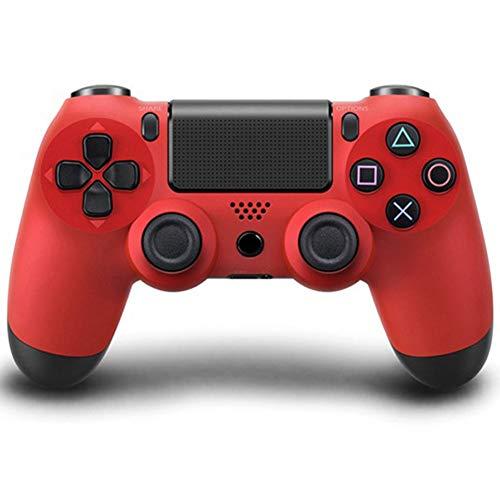 CAPTIANKN PS4 Controller für Wired Gamepads für Sony Playstation 4, kompatibel mit Windows PC und Android Operating Systems,Red 625 Usb-pc