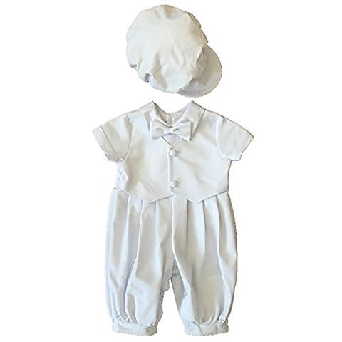 Hello Bbby - Costume de baptême - Bébé (garçon) 0