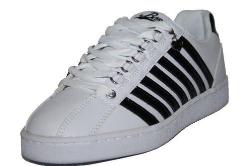 Boras  Aurelia, Chaussures de ville à lacets pour femme Blanc Blanc Blanc - weiss