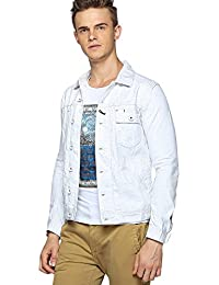 Match Men's Classic Denim Jacket #1071