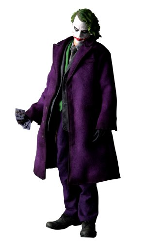 Batman The Dark Knight Movie Medicom 12 Inch Real Action Heroes Joker