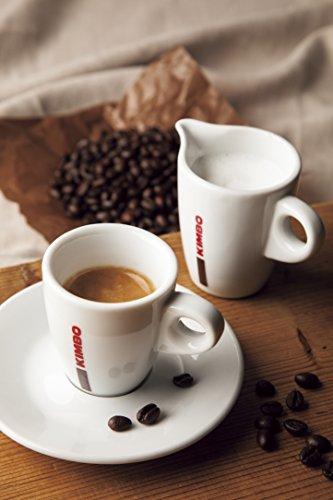 KIMBO Armonia - 100% arabica - capsule compatibili Nespresso* 10 Astucci da 10 capsule (tot 100 capsule)
