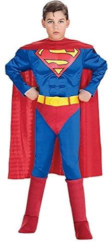 Rubie's Official Deluxe Superman Costume - Medium