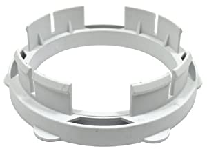 White Knight Tumble Dryer Vent Hose Adaptor by Home Parts ltd