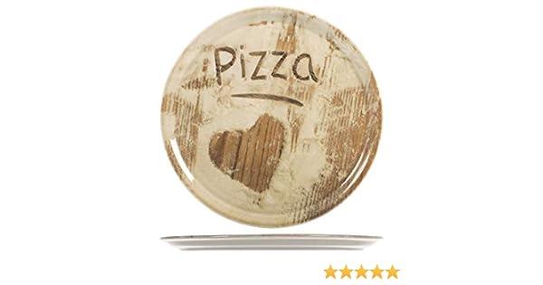 Assiette /à pizza Heart-D 31 cm