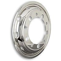 Copricerchi 22,5pollici–Cerchione rivestimento assale anteriore universale per