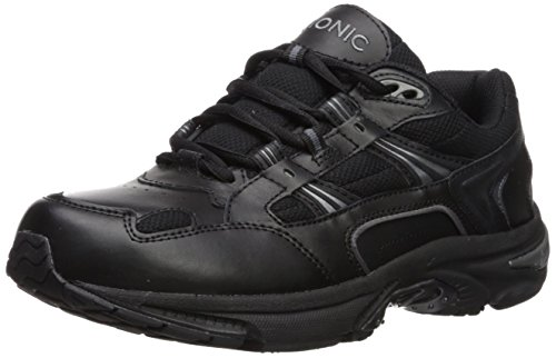 Vionic Womens Walker Classic Shoes Black