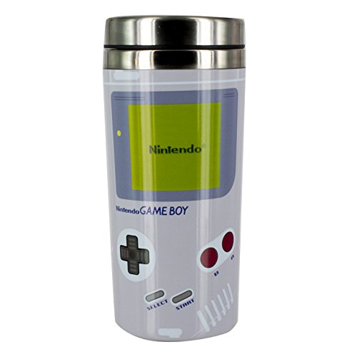 Nintendo Gameboy Travel Mug, Stainless Steel