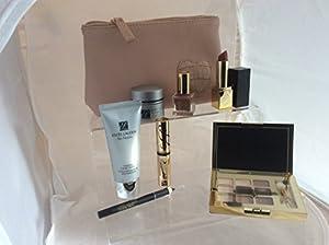 Estée Lauder 10 pc Luxurious Re-Nutriv Ultimate Set ( 2 bags + 8 cosmetics worth £150 From Harrods )