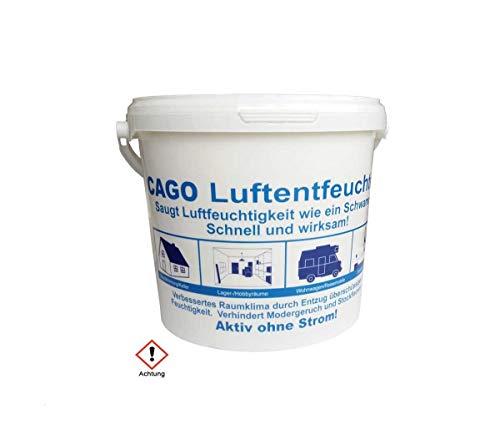 Luftentfeuchter Granulat 4,8 kg lose im 5 L Nachfülleimer