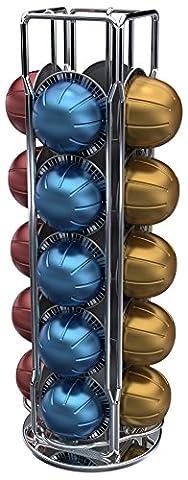 Capstores 50.VERTUO Porte-capsule rotatif