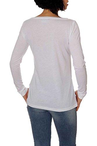 Emporio Armani Damen T-Shirt 1100 White