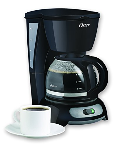 Oster Coffee Maker Troubleshooting : Oster 3301-049 4 Cup Coffee Maker 660-Watt Price in India 16 Jan 2018 Oster 3301-049 4 Cup ...
