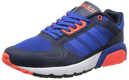 Adidas Run9tis Tm, blu / blu / rosso solare BLUE/BLUE/SOLAR RED