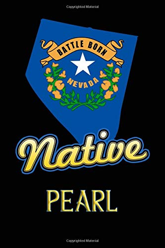 Nevada Native Pearl: College Ruled | Composition Book (Pearl Party City City)