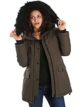 SUPERDRY - EVEREST PARKA - PARKA DE CHICA