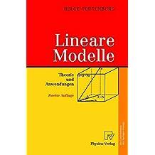 Lineare Modelle: Theorie Und Anwendungen