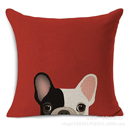 tbs-cute-animale-cane-cucciolo-colorati-idea-regalo-cuscino-copre-tessuto-boston-terrier-red-45-x-45