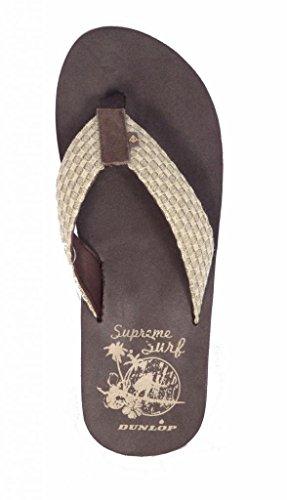 Dunlop, Scarpe da immersione uomo Marrone (marrone)