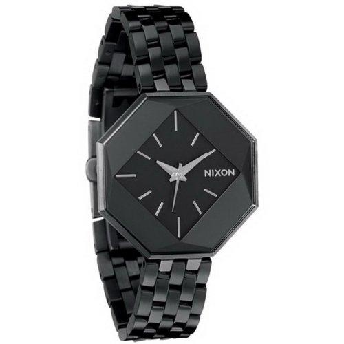 Nixon donna-Orologio da polso Analog acciaio inox A274001-00