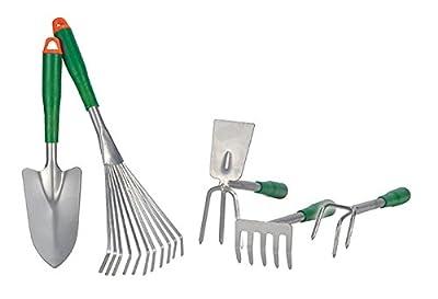 Gravidus 5-tlg. Gartenwerkzeugset für optimale Pflege des Gartens