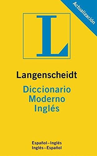 Diccionario Moderno inglés/español por Varios autores