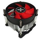 Xilence XC032 Cooler Performance C Prozessorlüfter schwarz/rot