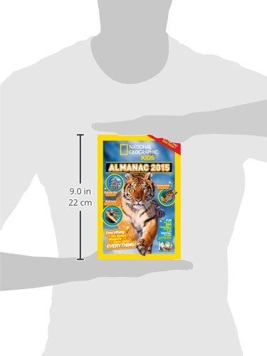 NGK. Almanac 2015 (National Geographic Kids Almanac)