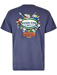 5bce01017 Amazon.co.uk: Weird Fish - Tops, T-Shirts & Shirts / Men: Clothing