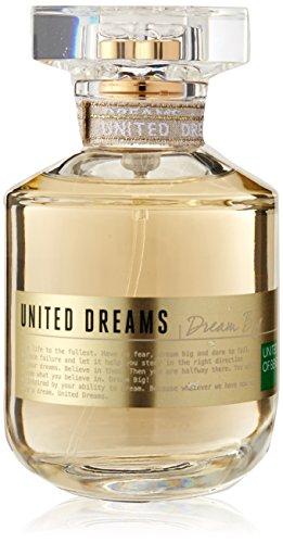 United Colors of Benetton United Dreams Dream Big Edt Perfume , 80 Ml / 2.7 Ounce