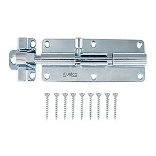 ajustlock 15,2cm Zink Barrel Bolt Lock