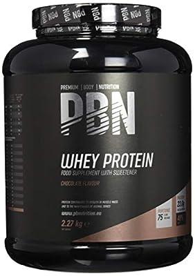 PBN Whey Protein Powder Strawberry by ABC Nutritional