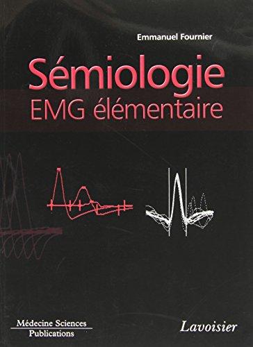 Sémiologie EMG élémentaire