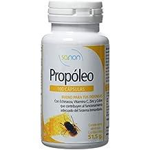 Sanon Propóleo - 2 Paquetes de 100 Cápsulas