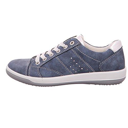 Ara shoes brand: Jenny Sneaker modello Miami 58710 Blu