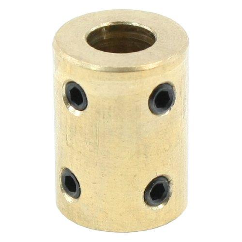 sourcingmap-a13052700ux0221-robot-eje-8mm-acoplador-acoplamiento-del-motor-rigido-de-cobre-w-tornill