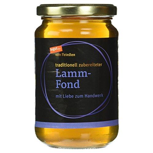 Tegut vom Feinsten Lamm-Fond, 350 ml