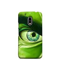 Kaira High Quality Printed Designer Soft Silicon Back Case Cover For Motorola Moto E3 Power (hulki)