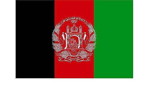 U24 Sticker Afghanistan Flag 8 X 5 Cm Car Sticker Auto