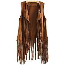 pretty nice 491d9 9b85b Suchergebnis auf Amazon.de für: Cowboy Weste Damen