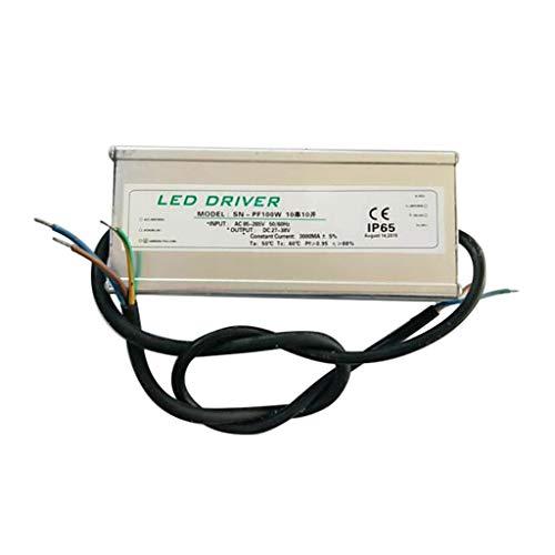 Homyl 100W 27-36V Stromversorgung Netzteil Treiber Für Flutlicht Industrie- und Bergbaulampe LED Straßenlampe -