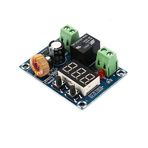 12-36-V-Batterieabschaltung Trennen Sie das Schutzmodul für die Wiederherstellung des automatischen Schalters schwarz S -