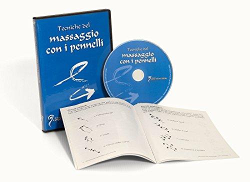 Massaggio con i pennelli - video corso in dvd