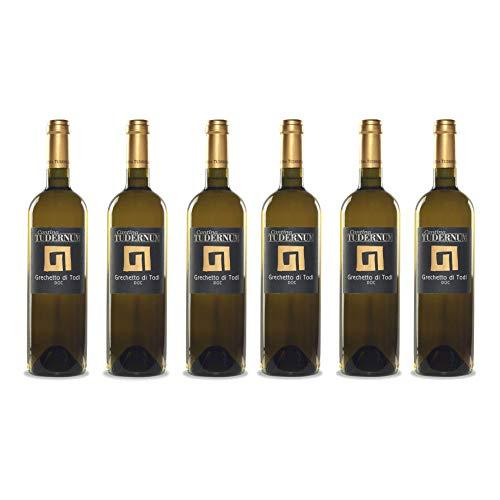 6 Bottiglie di Grechetto di Todi DOC