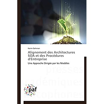Alignement des architectures soa et des procédures d'entreprise