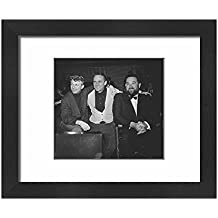 Framed 10x8 Print of Entertainment - Royal Variety Performance - Final Rehearsal (12295734)