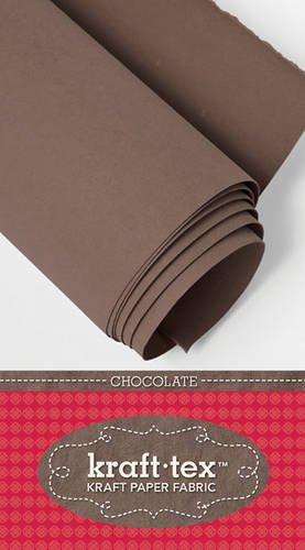 kraft*tex (TM) Roll 19 x 11/2 Yards, Chocolate