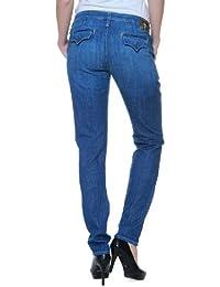 True religion jean pour femme coupe boyfriend jeans kELLY bUGSY or (40 dEL mAR-mED-couleur :  bleu