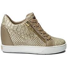 Amazon.fr   Basket Guess Femme - 2 étoiles   plus c0cb2d7f441a