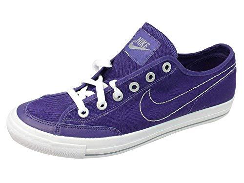 Nike Go CNVS 437530 500 Purple Sneaker, Größe:37.5